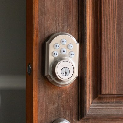 Duluth security smartlock